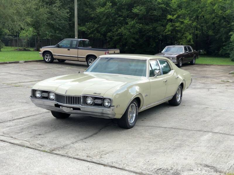 1968 Oldsmobile Cutlass for sale at Highway 41 South Motorplex in Springfield TN