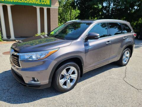 2014 Toyota Highlander Hybrid for sale at Car and Truck Exchange, Inc. in Rowley MA