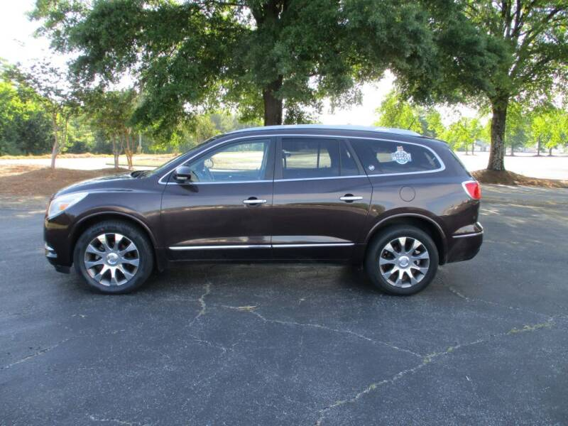 2016 Buick Enclave for sale at A & P Automotive in Montgomery AL