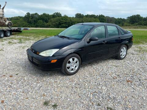 2002 Ford Focus for sale at Ken's Auto Sales & Repairs in New Bloomfield MO