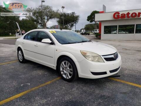 2008 Saturn Aura for sale at GATOR'S IMPORT SUPERSTORE in Melbourne FL