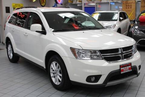 2016 Dodge Journey for sale at Windy City Motors in Chicago IL