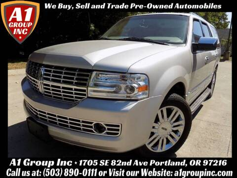 2007 Lincoln Navigator for sale at A1 Group Inc in Portland OR