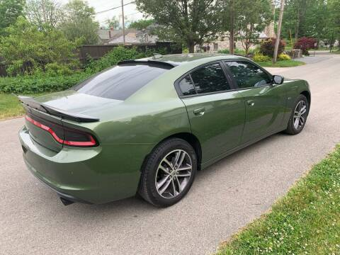 2018 Dodge Charger for sale at Via Roma Auto Sales in Columbus OH