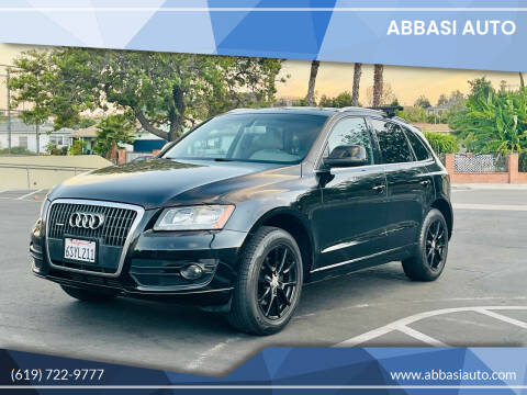 2011 Audi Q5 for sale at Abbasi Auto in San Diego CA
