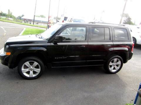 2013 Jeep Patriot for sale at American Auto Group Now in Maple Shade NJ