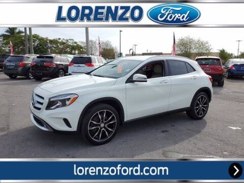 2017 Mercedes-Benz GLA for sale at Lorenzo Ford in Homestead FL
