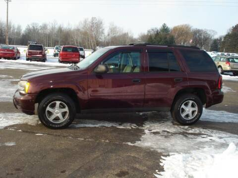 2006 Chevrolet TrailBlazer for sale at North Star Auto Mall in Isanti MN