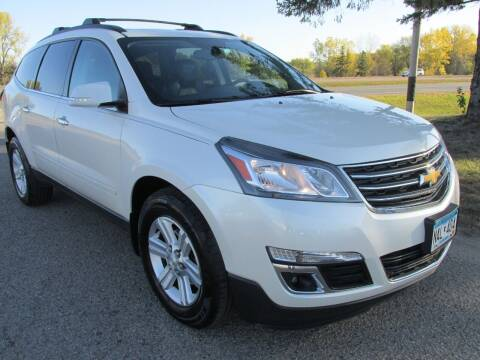 2013 Chevrolet Traverse for sale at Buy-Rite Auto Sales in Shakopee MN