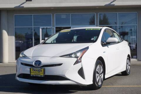 2018 Toyota Prius for sale at Jeremy Sells Hyundai in Edmunds WA