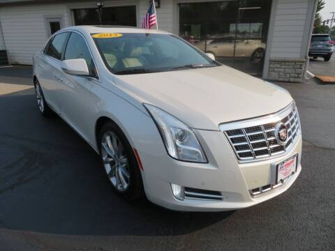 2013 Cadillac XTS for sale at Tri-County Pre-Owned Superstore in Reynoldsburg OH