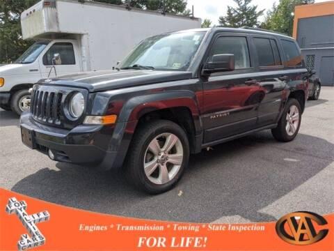 2016 Jeep Patriot for sale at VA Cars Inc in Richmond VA