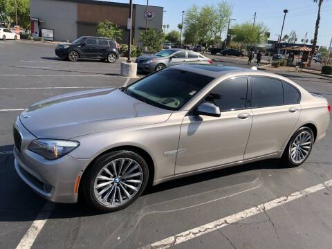 2011 BMW 7 Series for sale at Wida Motor Group in Bolingbrook IL