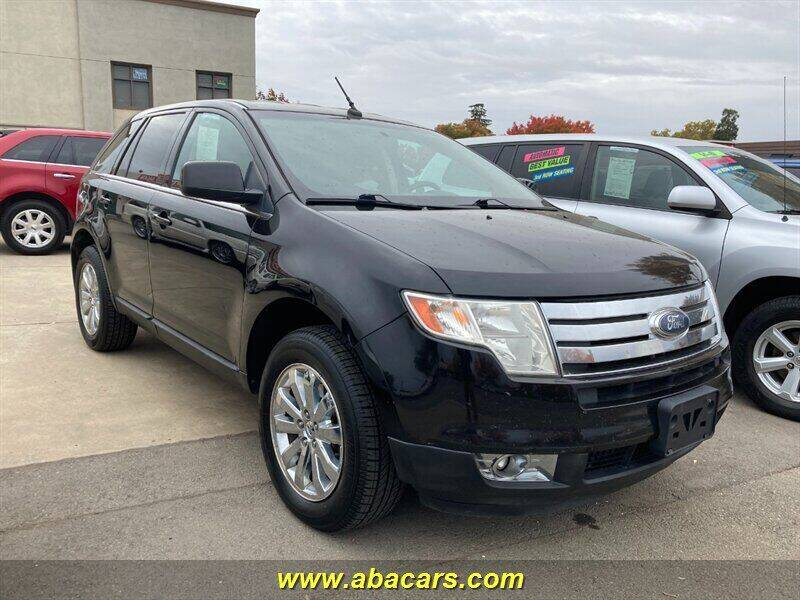 2008 Ford Edge for sale at About New Auto Sales in Lincoln CA