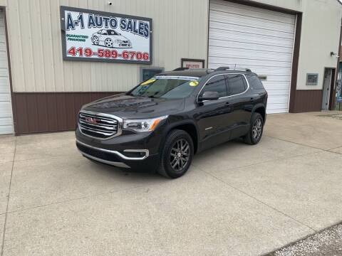 2018 GMC Acadia for sale at A-1 AUTO SALES in Mansfield OH
