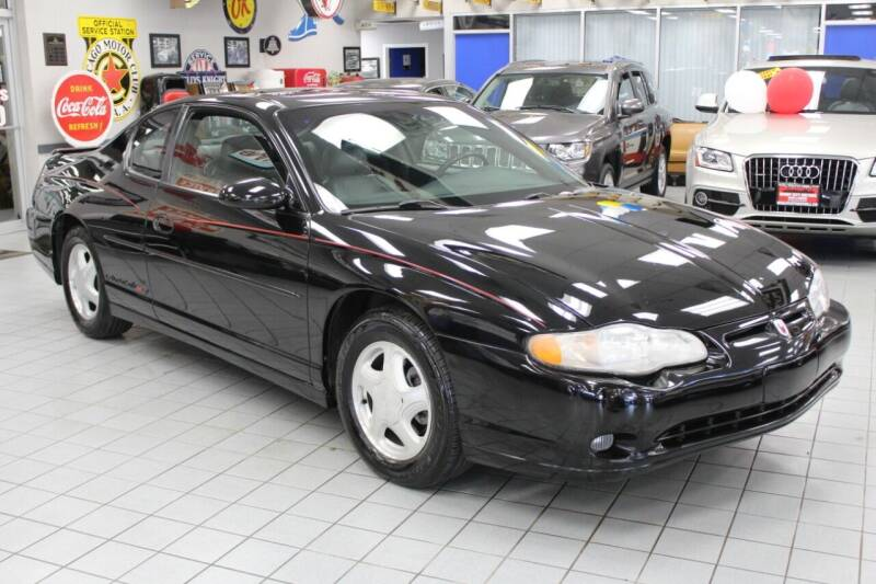 2002 Chevrolet Monte Carlo for sale at Windy City Motors in Chicago IL