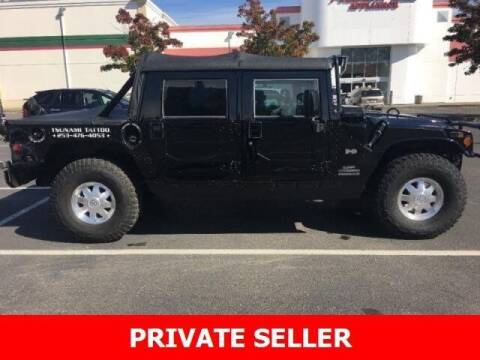 1999 AM General Hummer for sale at Motion Auto Plaza in Lakeside MO
