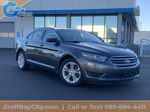 2015 Ford Taurus for sale at GRAFF CHEVROLET BAY CITY in Bay City MI