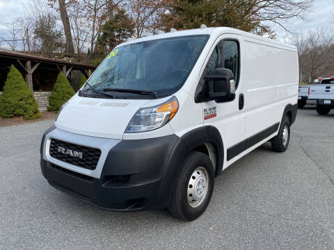 2020 RAM ProMaster Cargo for sale at Highland Auto Sales in Boone NC