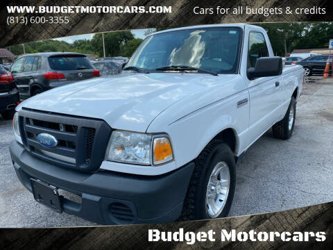 2009 Ford Ranger for sale at Budget Motorcars in Tampa FL