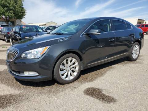 2014 Buick LaCrosse for sale at Revolution Auto Group in Idaho Falls ID