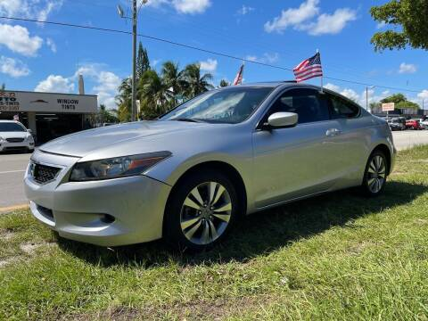 2009 Honda Accord for sale at WRD Auto Sales in Hollywood FL