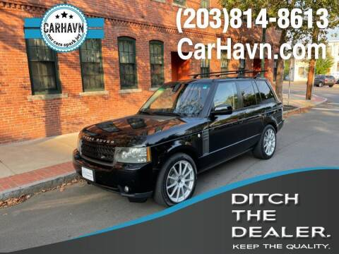 2011 Land Rover Range Rover for sale at CarHavn in New Haven CT
