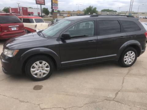 2018 Dodge Journey for sale at Bramble's Auto Sales in Hastings NE