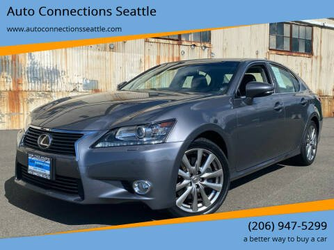 2015 Lexus GS 350 for sale at Auto Connections Seattle in Seattle WA