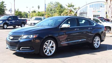 2019 Chevrolet Impala for sale at Okaidi Auto Sales in Sacramento CA