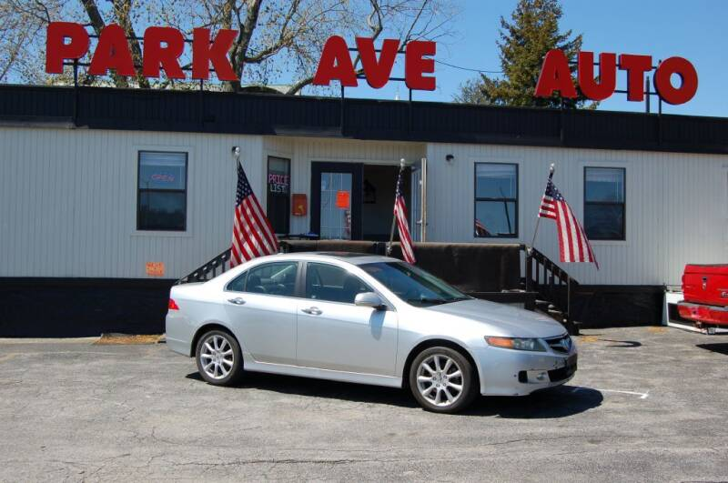 2006 Acura TSX for sale at Park Ave Auto Inc. in Worcester MA