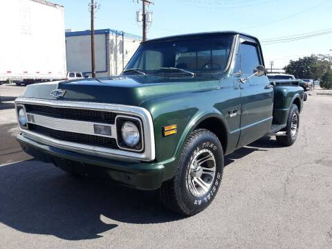 1969 Chevrolet C/K 10 Series for sale at Pammi Motors in Glendale CO