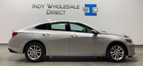 2018 Chevrolet Malibu for sale at Indy Wholesale Direct in Carmel IN