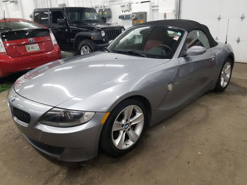 2006 BMW Z4 for sale at The Car Buying Center in St Louis Park MN