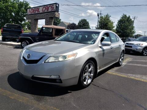 2010 Acura TL for sale at I-DEAL CARS in Camp Hill PA
