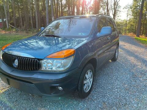 2002 Buick Rendezvous for sale at JM Auto Sales in Shenandoah PA