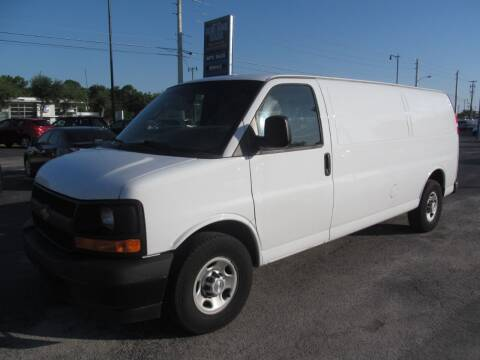 2017 Chevrolet Express Cargo for sale at Blue Book Cars in Sanford FL