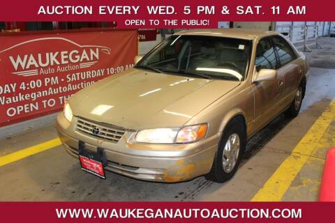 1999 Toyota Camry for sale at Waukegan Auto Auction in Waukegan IL