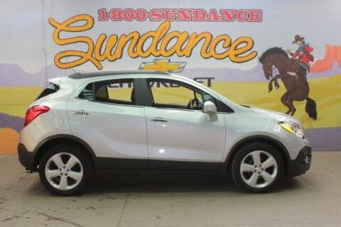 2016 Buick Encore for sale at Sundance Chevrolet in Grand Ledge MI