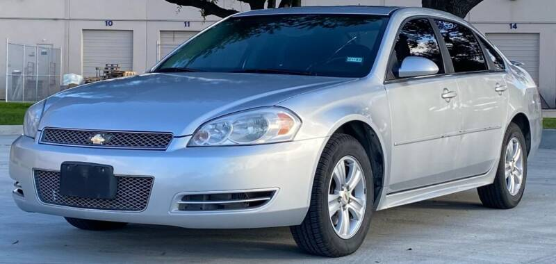 2012 Chevrolet Impala for sale in Houston, TX