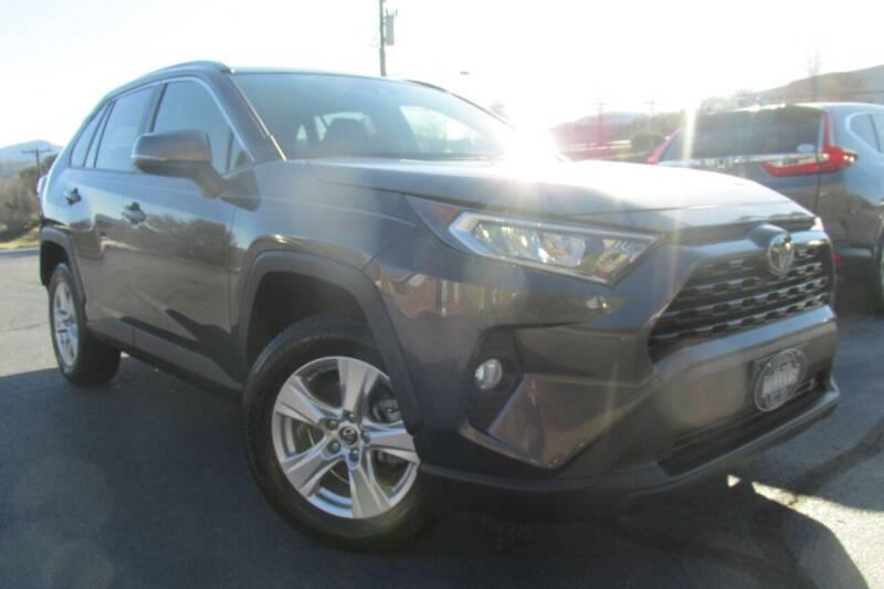 2019 Toyota RAV4 for sale at Tilleys Auto Sales in Wilkesboro NC