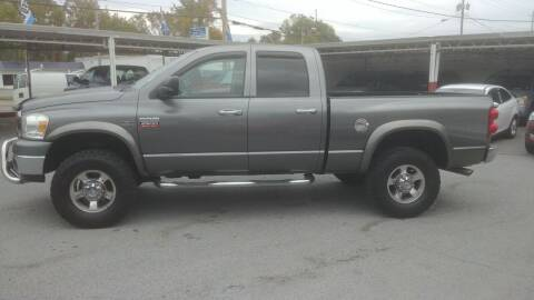 2008 Dodge Ram Pickup 2500 for sale at Lewis Used Cars in Elizabethton TN