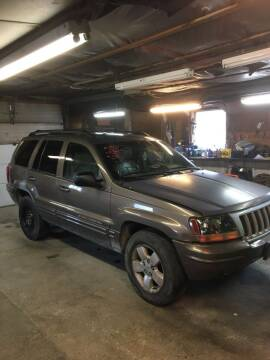 2001 Jeep Grand Cherokee for sale at Lavictoire Auto Sales in West Rutland VT