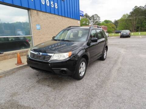 2010 Subaru Forester for sale at Southern Auto Solutions - 1st Choice Autos in Marietta GA
