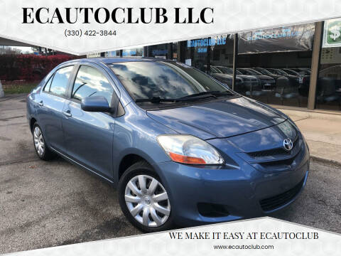 2007 Toyota Yaris for sale at ECAUTOCLUB LLC in Kent OH