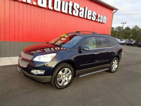 2012 Chevrolet Traverse for sale at Stout Sales in Fairborn OH