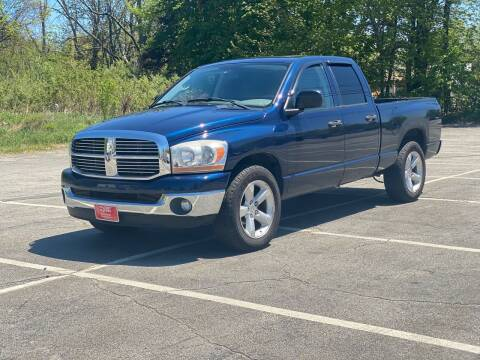 2006 Dodge Ram Pickup 1500 for sale at Hillcrest Motors in Derry NH