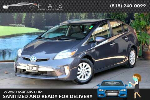2014 Toyota Prius Plug-in Hybrid for sale at Best Car Buy in Glendale CA