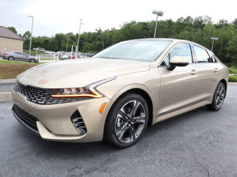 2022 Kia K5 for sale at RUSTY WALLACE KIA OF KNOXVILLE in Knoxville TN