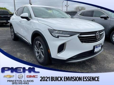 2021 Buick Envision for sale at Piehl Motors - PIEHL Chevrolet Buick Cadillac in Princeton IL